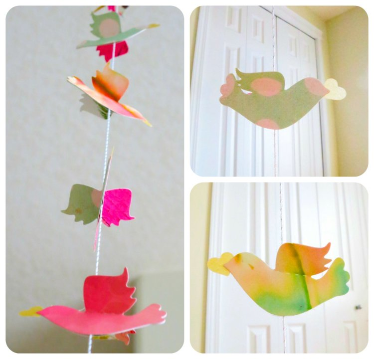 Love Bird Mobile 1