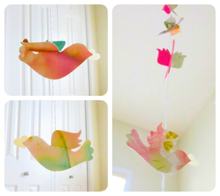 Love Bird Mobile 2