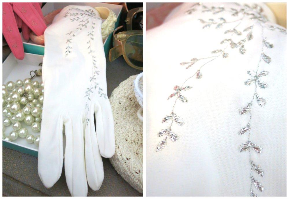 pretty vintage gloves