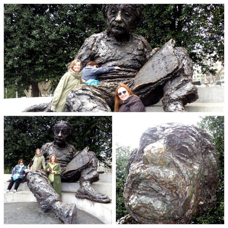 Boomdee & Friends visit Einstein