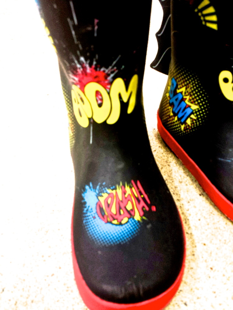 Boom Boots