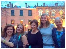 blogger friends