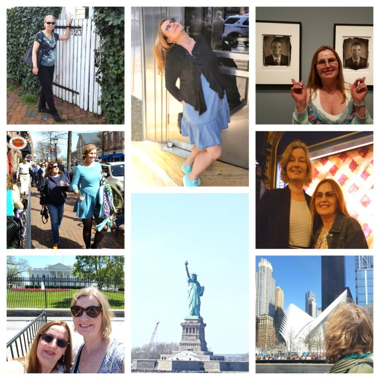 Fun travels to NYC and Washington DC